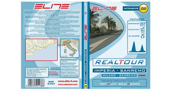 Elite DVD Milano Sanremo Imperia-Sanremo Real Axiom/Power/Tour